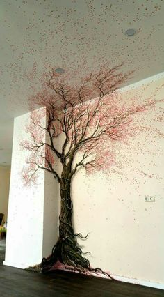 Baum an die wand gemalt. - Tapeten ideen Baum an die wand gemalt. Baum an die wand gemalt. The post Baum an die wand gemalt. appeared first on Tapeten ideen. Tree Wall Murals, Tree Wall Art, Tree Art, Tree Wall Painting, Ceiling Murals, Wall Paintings, Family Tree Wall, Diy Home Decor, Room Decor