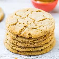 Soft and Chewy Peanut Butter Cookies ~ Delicious Food Recipes
