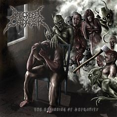 Decrepit Cadaver - The Beginning Of Depravity (2011), Brutal Death Metal