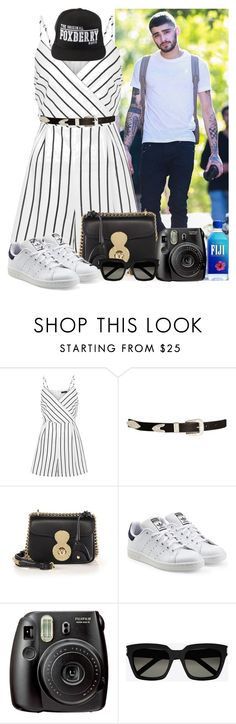 """""""hike"""" by zayngirl27 ❤ liked on Polyvore featuring New Look, ASOS, Ralph Lauren, adidas Originals and Yves Saint Laurent"""