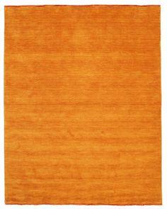 Handloom fringes - Orange Teppich CVD5331 250x200 - Kaufen Sie Ihren Teppich bei CarpetVista