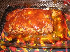 Carole's Chatter: Improving my meatloaf Mince Recipes, Pretty Good, Meatloaf, Frozen, Beef, Baking, Dinner, Friday, Food