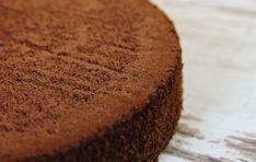 Biszkopt kakaowy - przepis podstawowy