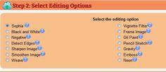 Come convertire file immagini online