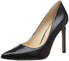 Nine West Women's Tatiana Leather Dress Pump from $21.99 by Amazon BESTSELLERS