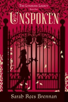 A Q with Sarah Rees Brennan, Author of the Gothic-Inspired Unspoken