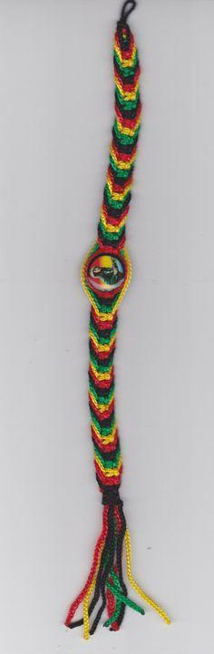 Wristbands Reggae Marley Peace Black Leather Surfer Wristband Friendship Bracelet New Long Performance Life