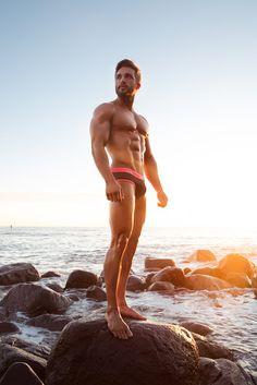 Jim Thornton by Jarrod Carter - Addicted swimwear