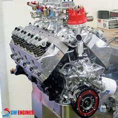 #SWEngines Classic Ford Engines 351 Windsor