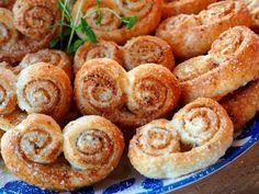 ORZECHOWE CIASTECZKA FRANCUSKIE | Kuchnia MagdaLeny Shrimp, Meat, Food, Essen, Meals, Yemek, Eten