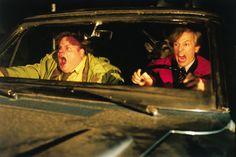 """""""Tommy Boy"""" starring Chris Farley & David Spade"""