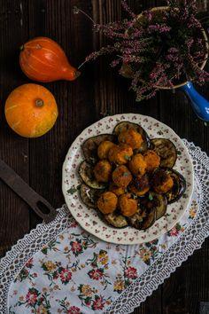 Wegan Nerd - Kuchnia roślinna : PULPETY Z DYNI Z KUMINEM