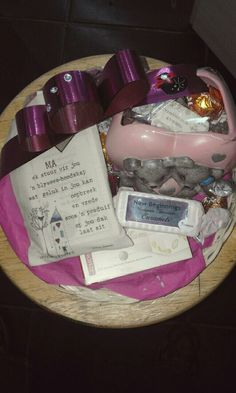 Gift basket for the ladies