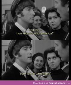ladies and gentlemen, I give you John Lennon