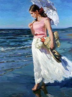 Painting - Vladimir Volegov