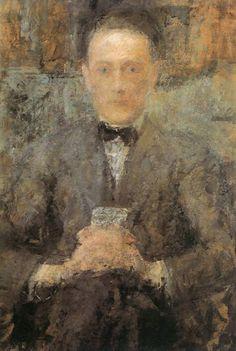 bofransson:  Portrait of a ManOlga Boznańska