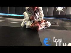 Keenan Cornelius - Cross Choke, New take on an Old technique