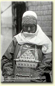 Adorned Women of Central Asia