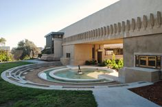 Hollyhock house - 4800 Hollywood Blvd. #HollyhockHouse #Placestovisit #Thingstodo #Hollywood #MondayMotivation #DHmagazine