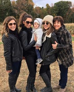 Dina. Dani, Alena, Katie, and Angela