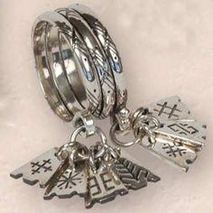 Latvian engagement ring
