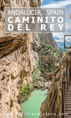 Once known as the most dangerous path in the world, the Caminito del Rey is now totaly renovated, allowing access to everybody. Is it still worth a visit? Europe Travel Tips, European Travel, Travel Guides, Places To Travel, Places To See, Travel Destinations, Travel Blog, Spain Tourism, Spain Travel