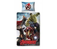 Marvel Avengers Dekbedovertrek Age of Ultron 1 persoons 140x200cm