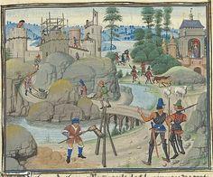 Regnault de Montauban , rédaction en prose...1451-1500