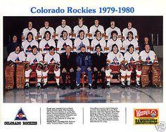 Hockey Games, Hockey Players, Ice Hockey, Team Pictures, Team Photos, Wayne Gretzky, Good Old Times, New Jersey Devils, Colorado Rockies