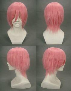 $13.59 (Buy here: https://alitems.com/g/1e8d114494ebda23ff8b16525dc3e8/?i=5&ulp=https%3A%2F%2Fwww.aliexpress.com%2Fitem%2FBleach-Szayel-Aporro-Granz-Short-Pink-Cosplay-Wigs-with-Free-Wig-Cap%2F1391090447.html ) Bleach Szayel Aporro Granz Short Pink Cosplay Wigs with Free Wig Cap  for just $13.59