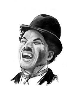 Charlie Chaplin by cipta