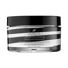 Shop Boscia's Charcoal Pore Pudding Intensive Wash-Off Treatment at Sephora. This intense, two-part system minimizes pores and balances skin.