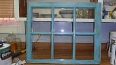 How to refurbish old windows: totally doing this :)