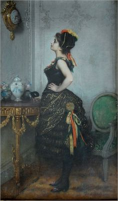 Auguste Toulmouche (September 21, 1829 - October 16, 1890) was a French painter.