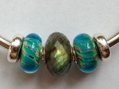 Three new beads - Trollbeads Gallery Forum  My photo on TBGF - someone likes it!