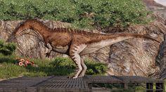 Jurassic World, Jurassic Park, Primal Carnage, Dinosaur Art, Prehistoric Creatures, Elephant, Models, Animals, Prehistoric Animals