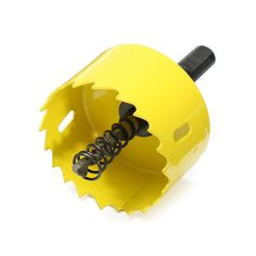 50mm HSS Hole Saw Cutter Drill Bit with Connected Rod