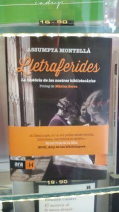 """""""Lletraferides"""" de Assumpta Montella. Ara llibres."""