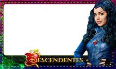 Etiquetas de Descendientes - Stickers de Descendientes - Etiquetas cuadernos Descendientes -…