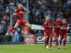 20 buts en 20 matchs. Zlatan Ibrahimovic n'a pas connu de période d'adaptation au PSG. Il domine largement le classement des buteurs de Ligue1.
