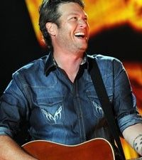 Blake Shelton Interview: Singer says touring trumps doing sitcoms.