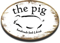 The Pig   Logan Circle Nose to Tail Restaurant, Bourbon Happy Hour   Washington DCThe Pig   Handmade Food & Drink
