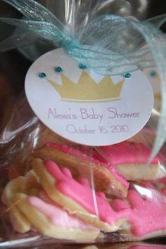 Princess Baby Shower Party Ideas | Photo 9 of 12 | Catch My Party