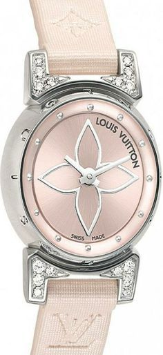 Louis Vuitton's watch.
