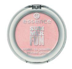 essence summer fun – cream to powder instant glow
