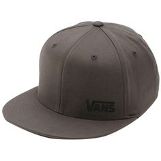 734fb8cc0e8 Vans Splitz Flexfit Hat ( 26) ❤ liked on Polyvore featuring accessories