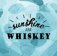 Sunshine and Whiskey SVG - Summer SVG - Whiskey SVG - Cricut - Silhouette - Die Cutter - Southern svg - sunshine svg by LDKreactions on Etsy