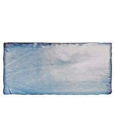 Shibori Blue Tile