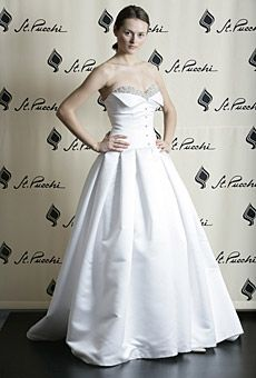 St. Pucchi - Spring 2009 | Wedding Dresses Photos | Brides.com