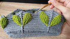 Bobble Crochet, Crochet Chain, Crochet Tote, Crochet Books, Crochet Handbags, Easy Crochet Stitches, Crochet Bag Tutorials, Crochet Videos, Crochet Projects